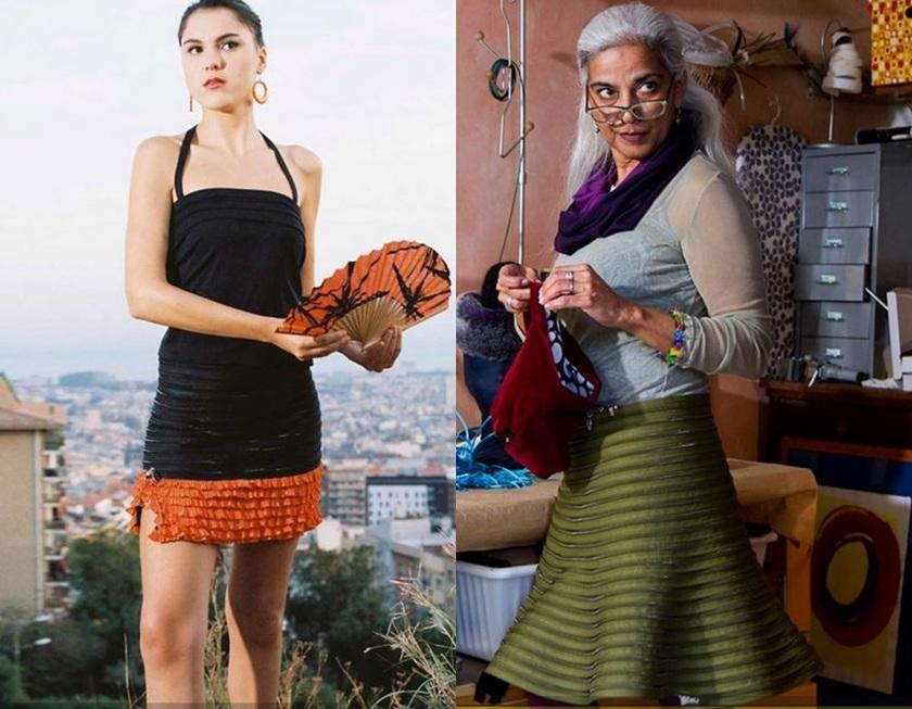 Cuidatuimagen, Efecto Limon, faldas, flamenca & funky