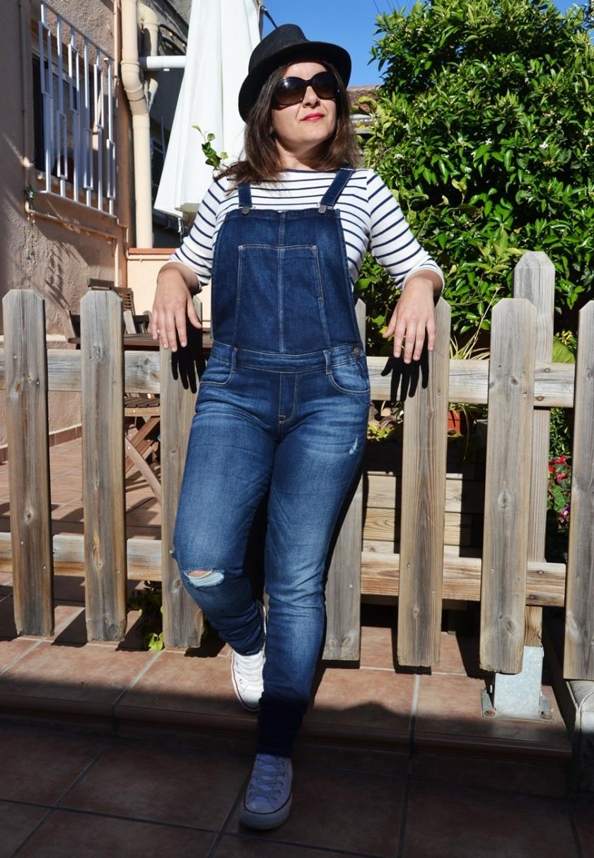 Marisa, Cuidatuimagen, navy looks, Spring looks 2014, street style, marinero, rayas, stripes, 1