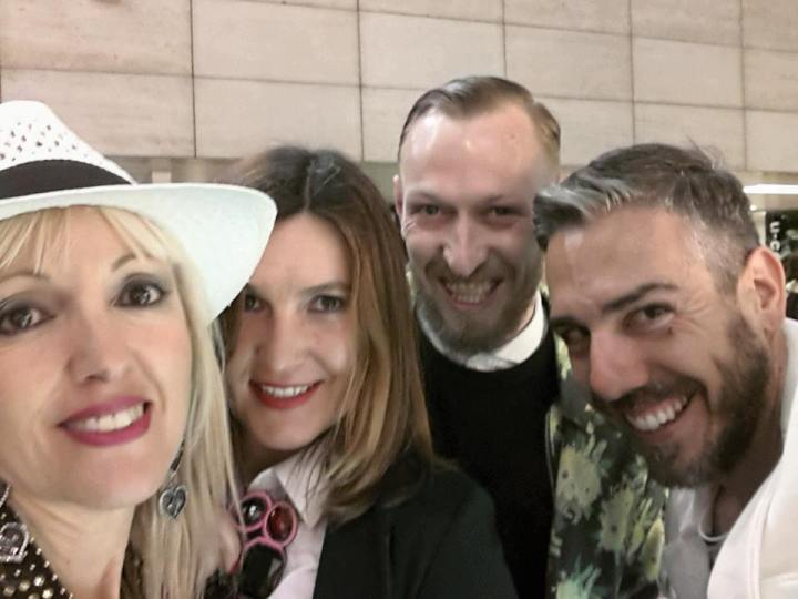 Selfielilla, selfies, la Illa Diagonal party, The Rocking House, Alicia miralpeix