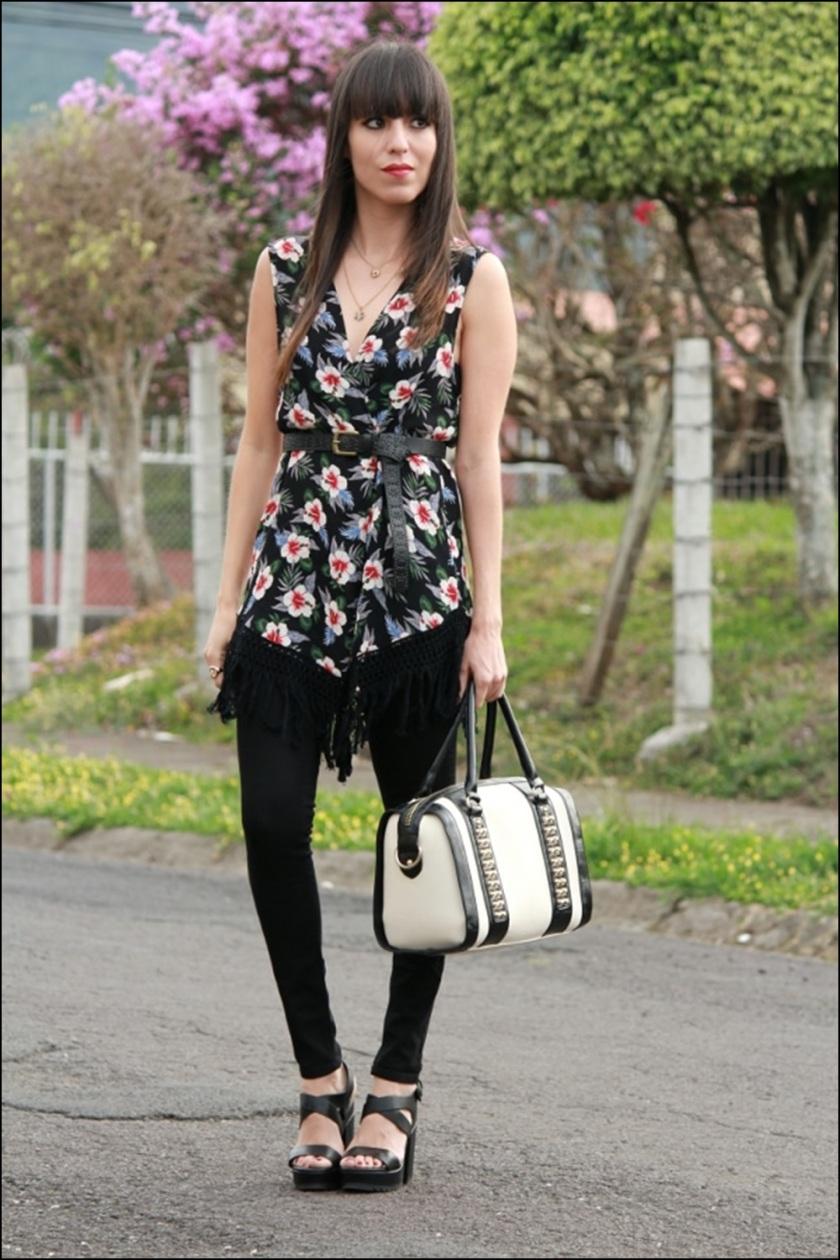 STREET STYLE, Cuida de ti, Cuida tu imagen, street style, looks, kimono con flecos, summer trend, inspiration 8