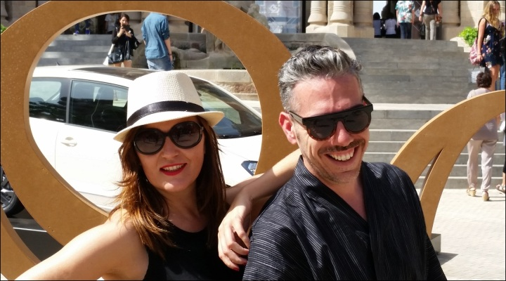 Cuida de ti, cuida tu imagen. 080 Barcelona Fashion, catwalk, front row, Krizia Robustella, SS2015, Miami Riot 2