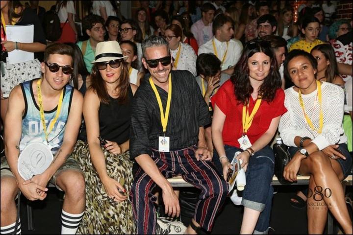 Cuida de ti, cuida tu imagen. 080 Barcelona Fashion, catwalk, front row, Zazo&Brull, SS 2015 13