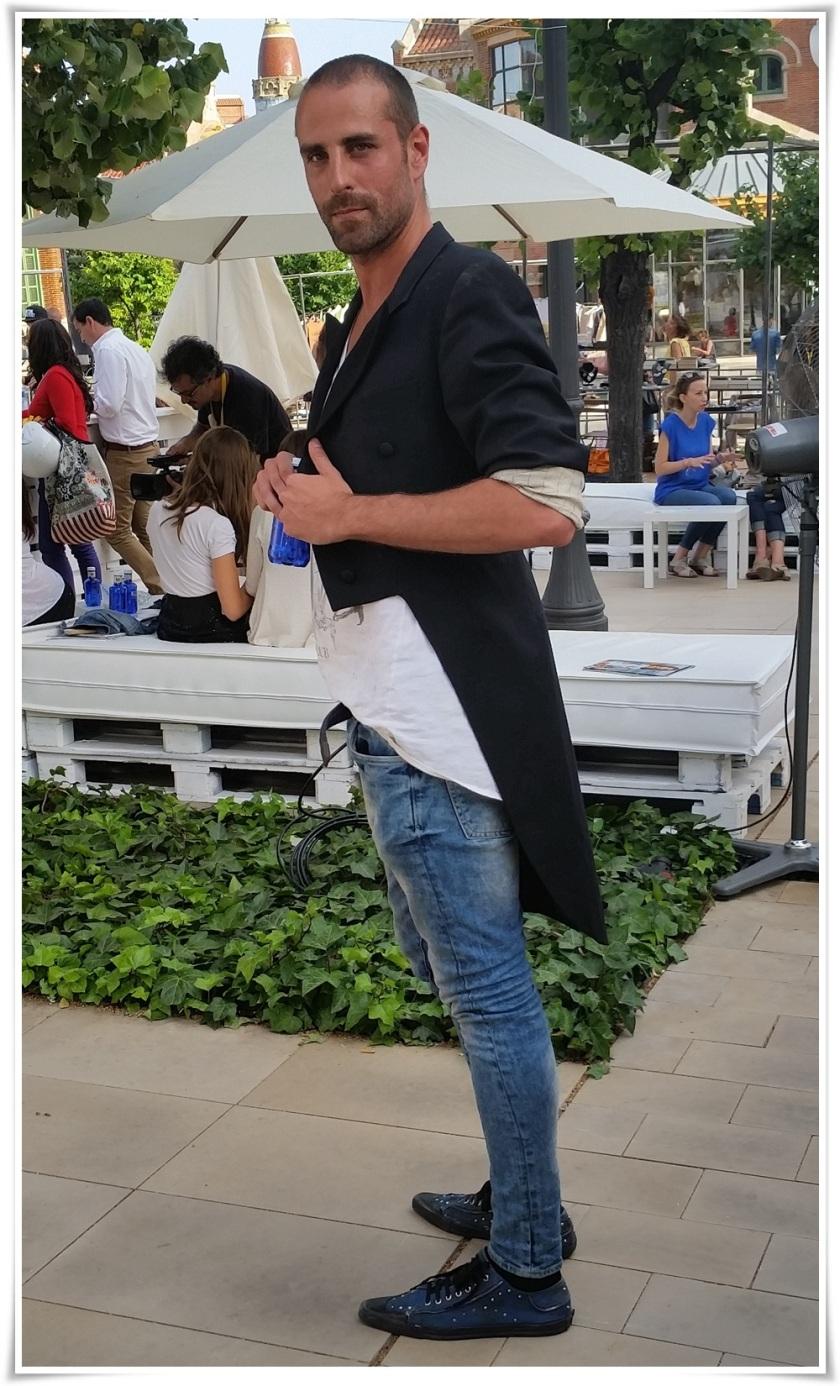 Cuida de ti, cuida tu imagen, 080 Barcelona Fashion, SS 2015, Fashion event, looks, Street style 11