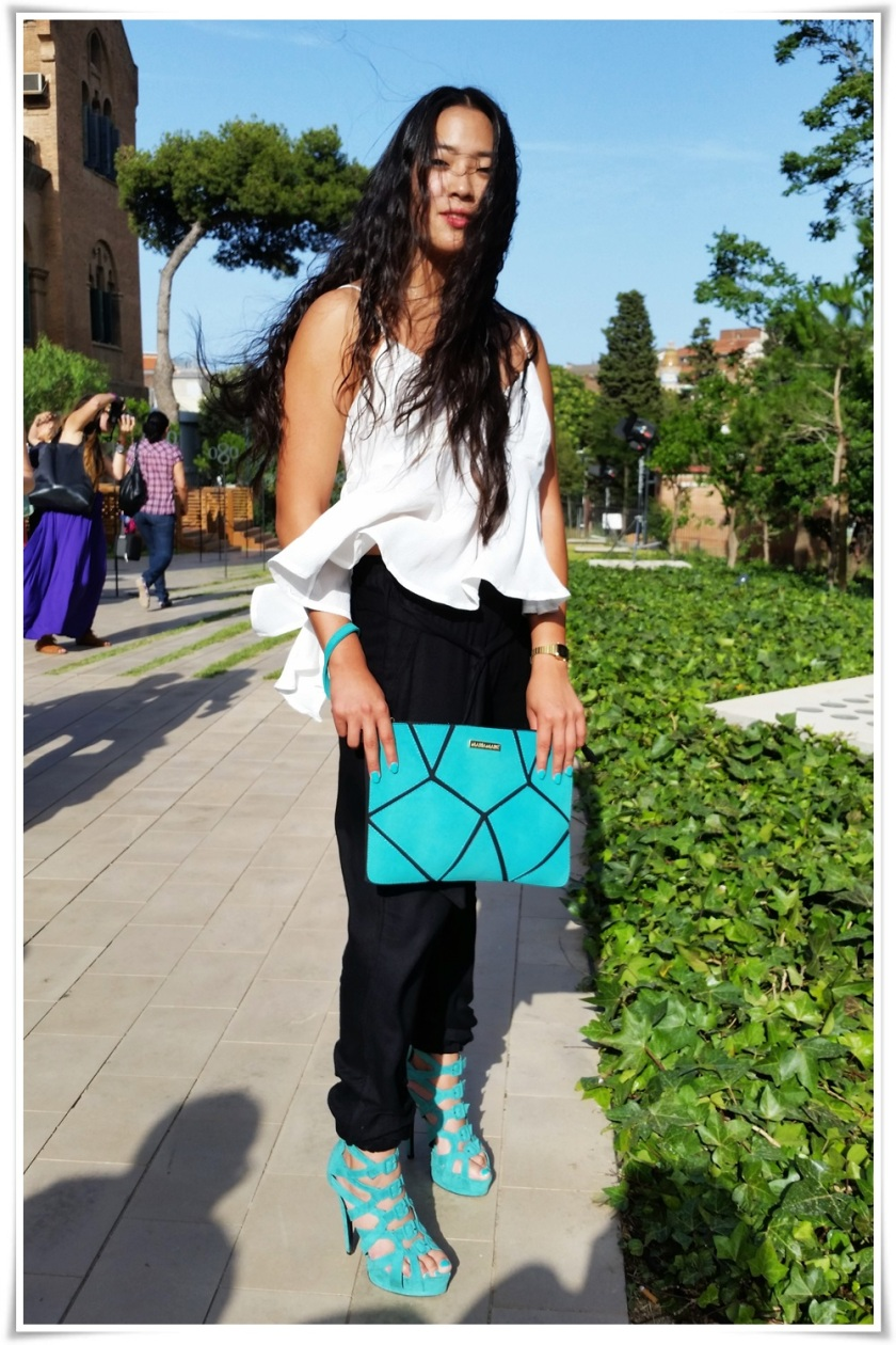 Cuida de ti, cuida tu imagen, 080 Barcelona Fashion, SS 2015, Fashion event, looks, Street style 2