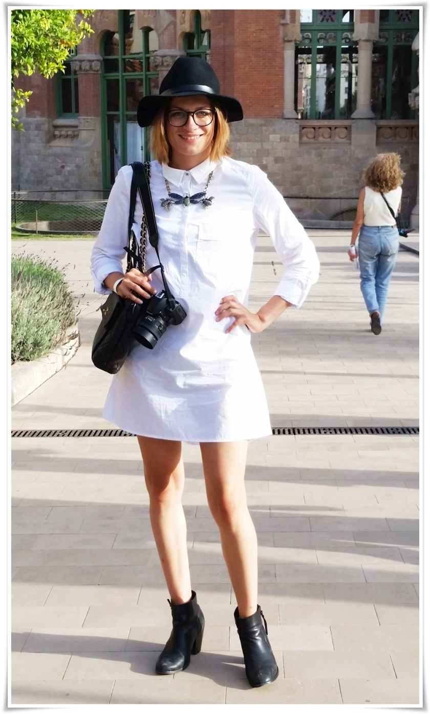 Cuida de ti, cuida tu imagen, 080 Barcelona Fashion, SS 2015, Fashion event, looks, Street style 3