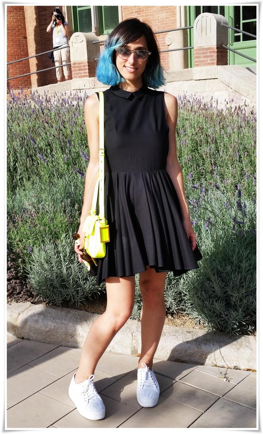 Cuida de ti, cuida tu imagen, 080 Barcelona Fashion, SS 2015, Fashion event, looks, Street style 9