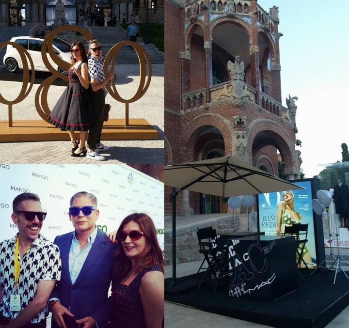Cuida de ti, Cuida tu imagen. barcelona 080 fashion, faashion events, recinte Modernista de Sant Pau, barcelona, Boris Izaguirre
