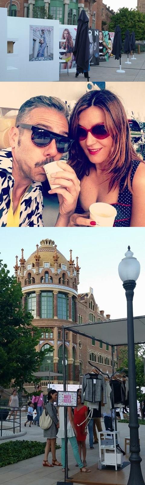 Cuida de ti, Cuida tu imagen. barcelona 080 fashion, faashion events, recinte Modernista de Sant Pau, barcelona