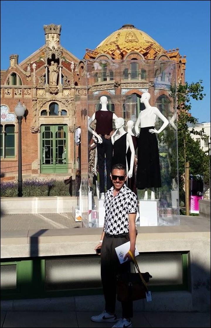 Cuida de ti, Cuida tu imagen. barcelona 080 fashion, fashion events, recinte Modernista de Sant Pau, barcelona 4