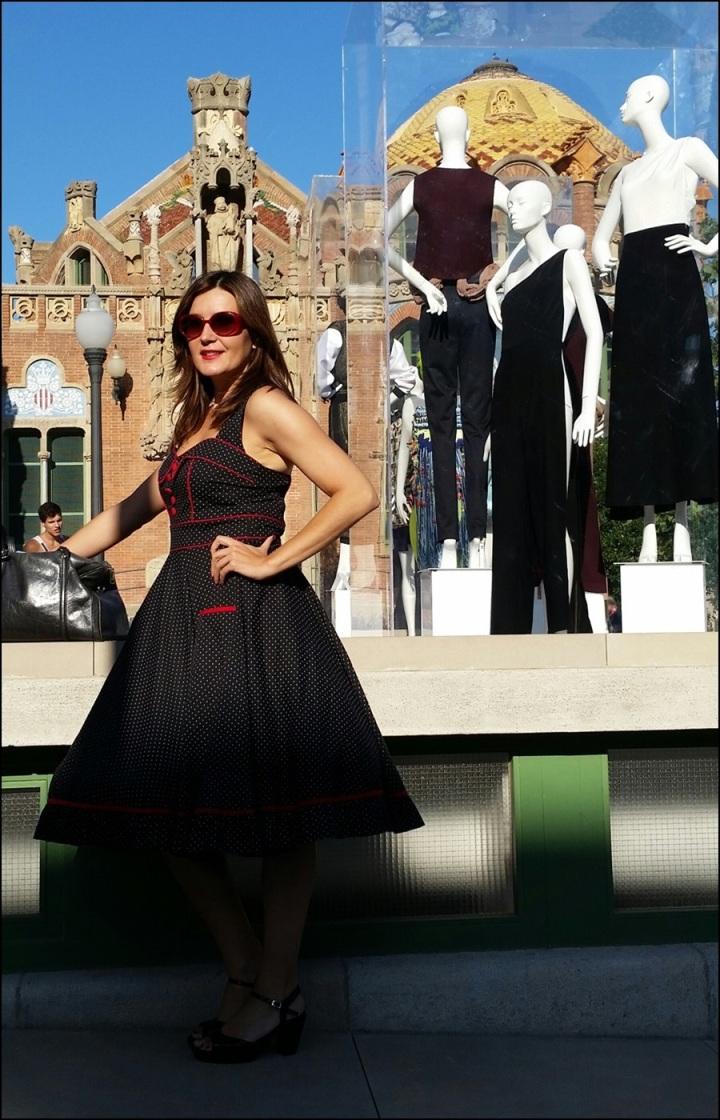Cuida de ti, Cuida tu imagen. barcelona 080 fashion, fashion events, recinte Modernista de Sant Pau, barcelona