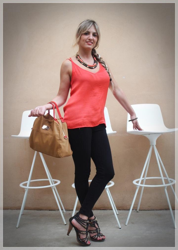 Cuida de ti, Cuida tu imagen, Street style, summer looks, trendy looks, looks de verano, Sytadivarius, Blanco 6