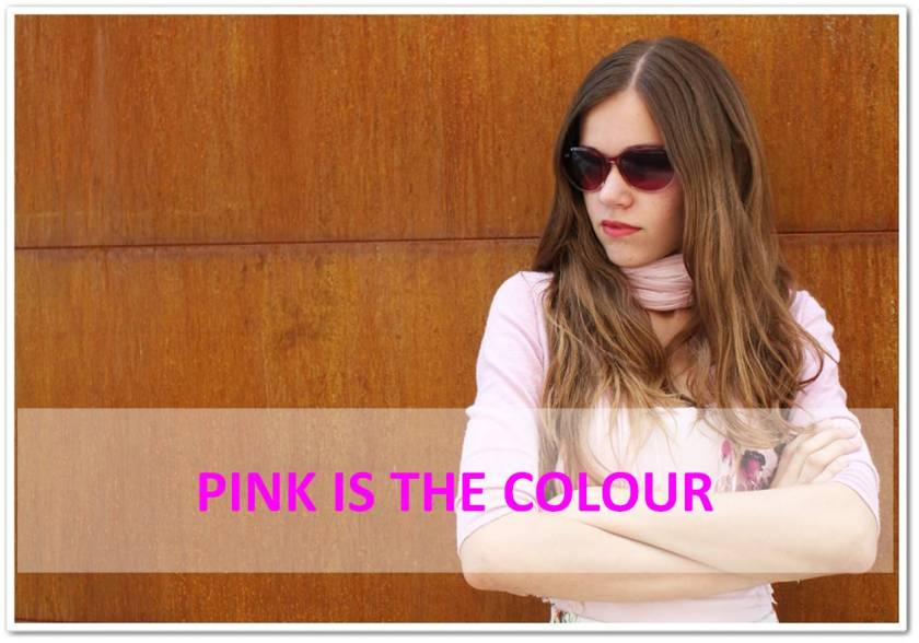 Pink is the colour