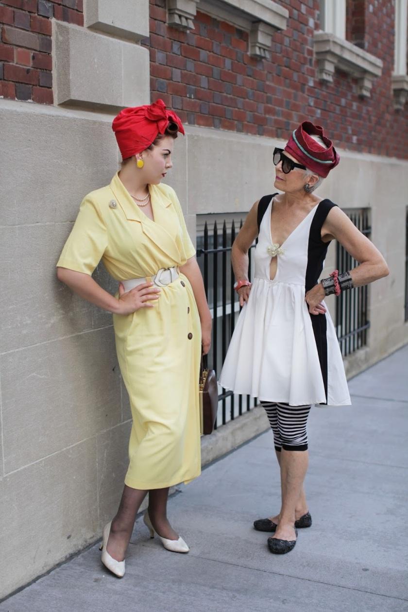 Cuida de ti, cuida tu imagen, Advanced style, style at any age, advanced street style (2)