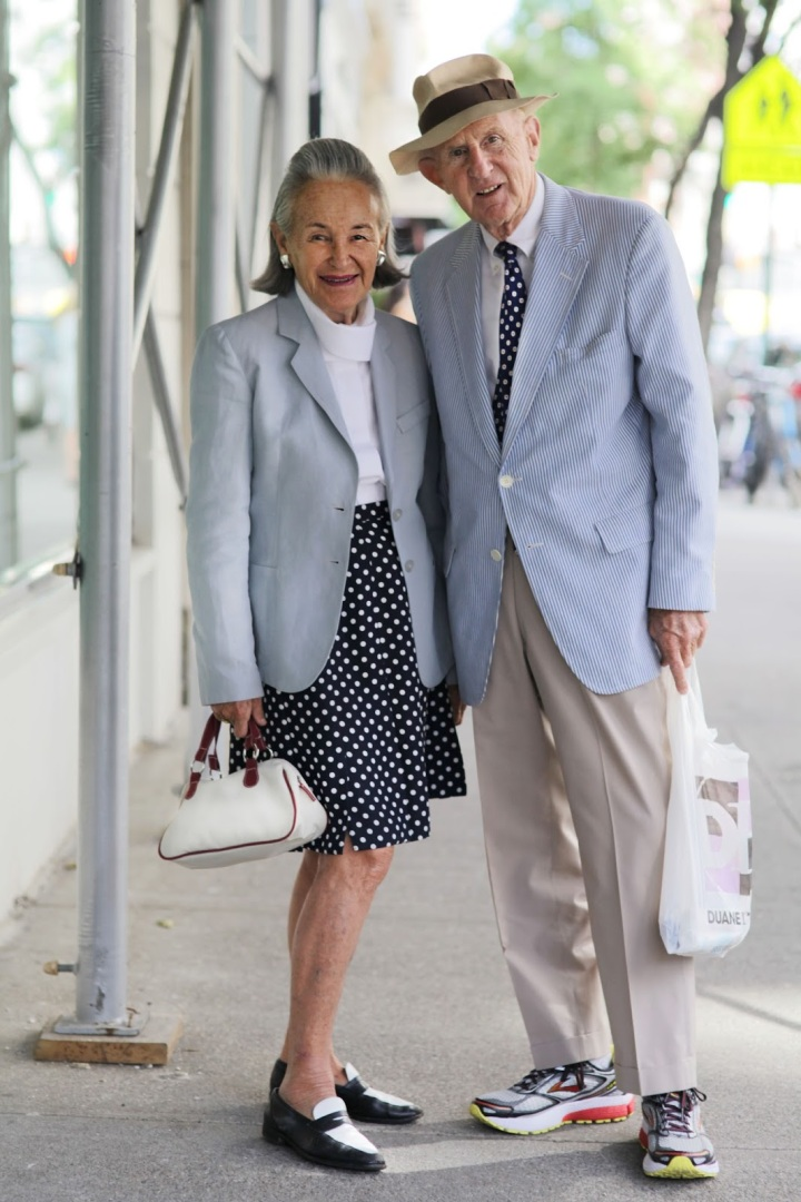 Cuida de ti, cuida tu imagen, Advanced style, style at any age, advanced street style 2