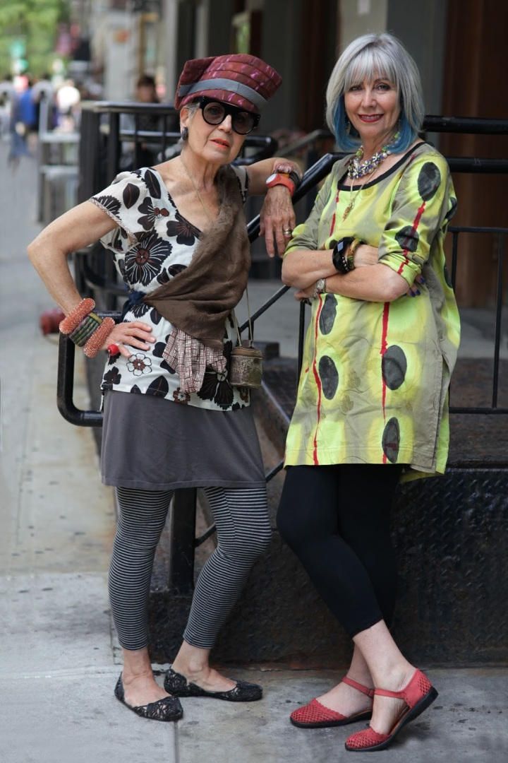 Cuida de ti, cuida tu imagen, Advanced style, style at any age, advanced street style 3