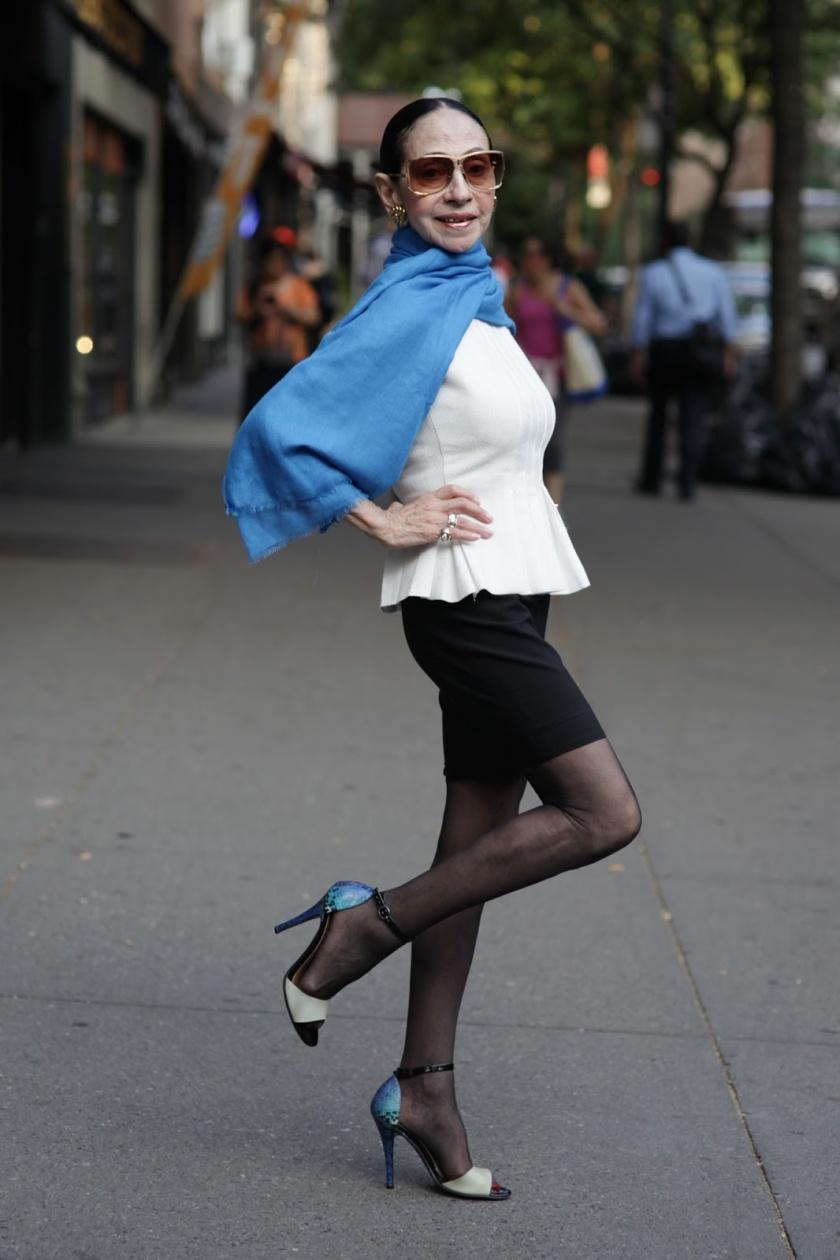 Cuida de ti, cuida tu imagen, Advanced style, style at any age, advanced street style 4