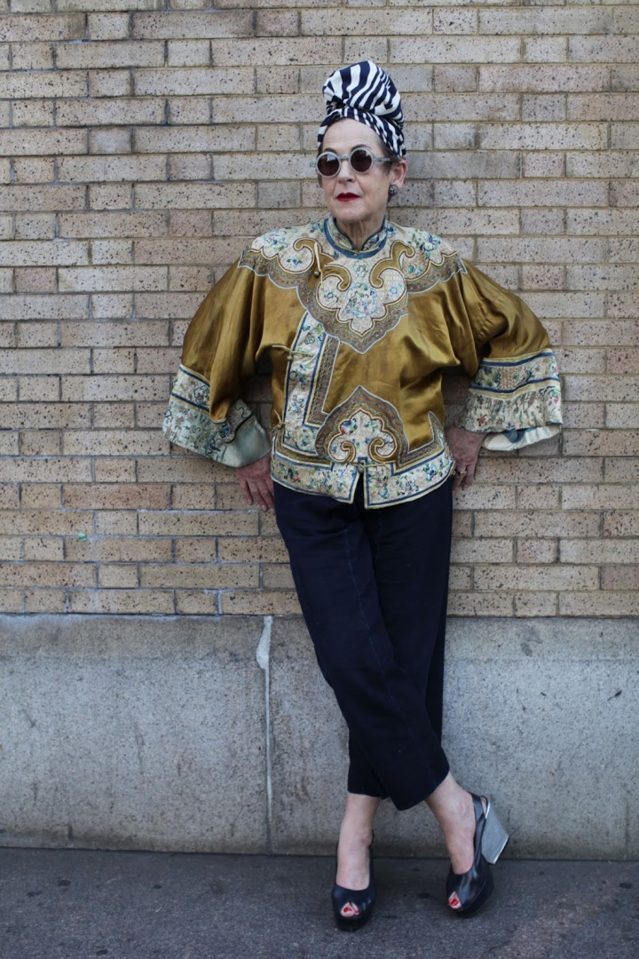 Cuida de ti, cuida tu imagen, Advanced style, style at any age, advanced street style 5