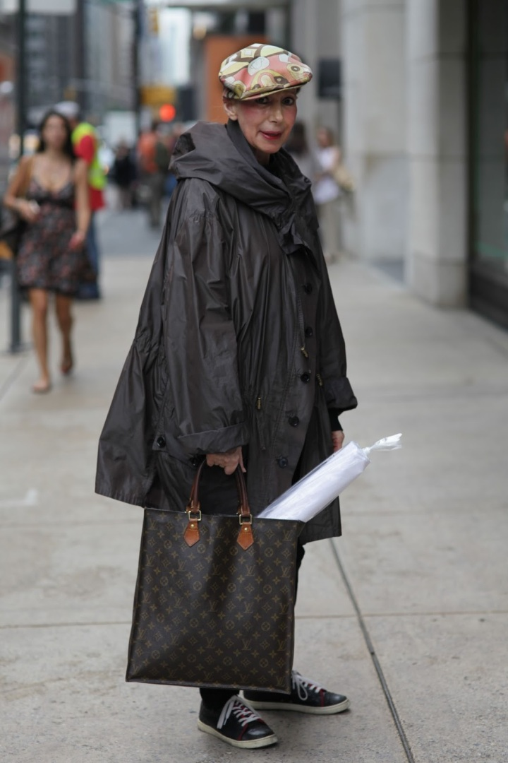 Cuida de ti, cuida tu imagen, Advanced style, style at any age, advanced street style 9