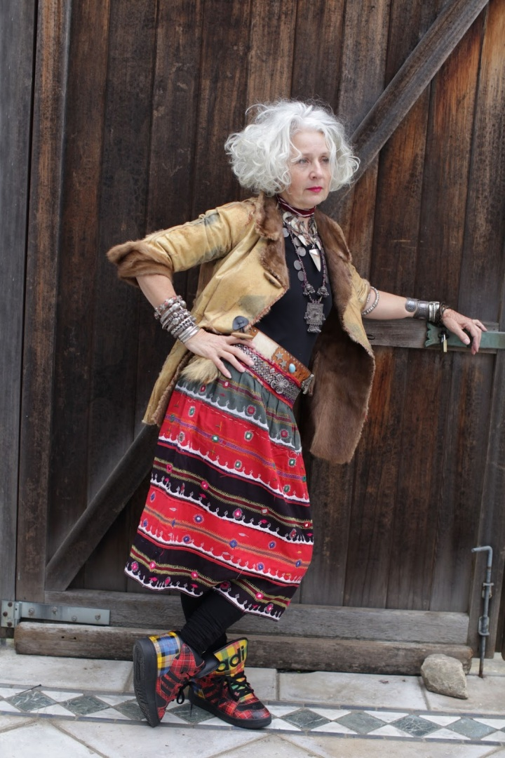 Cuida de ti, cuida tu imagen, Advanced style, style at any age, advanced street style
