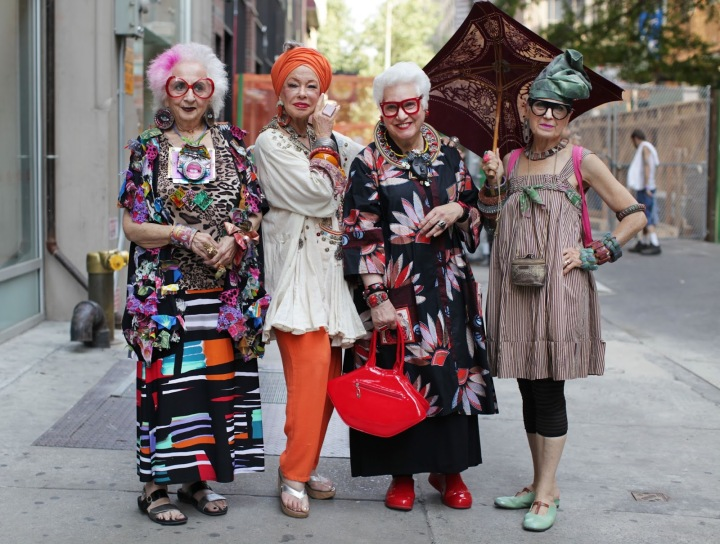 Cuida de ti, cuida tu imagen, Advanced style, style at any age, advanced street style7