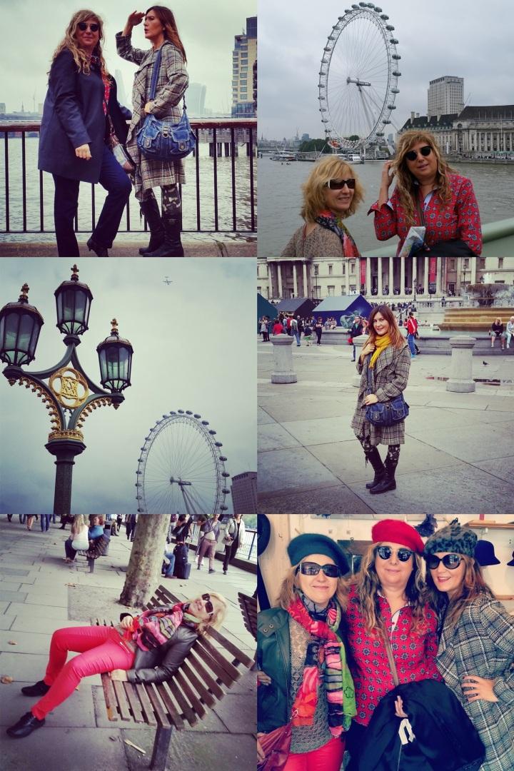 3 - LONDON BITS - Cuida de ti, cuida tu imagen, London break, autumn, musicals, street markets - 3