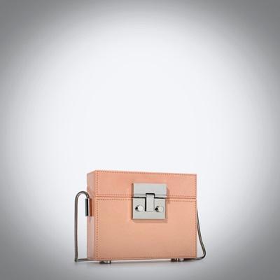 Bolso Minibaulcierre Zara 49,95, Cuida de ti, Cuida tu imagen, tendencias otoño, mini bolsos, maxi vida, stret style, minibolsos 2