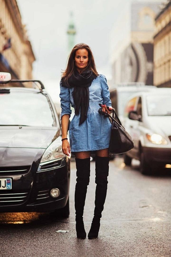 Cuida de ti, Cuida tu imagen, autumn, winter, trends, botas mosqueteras, street style 2