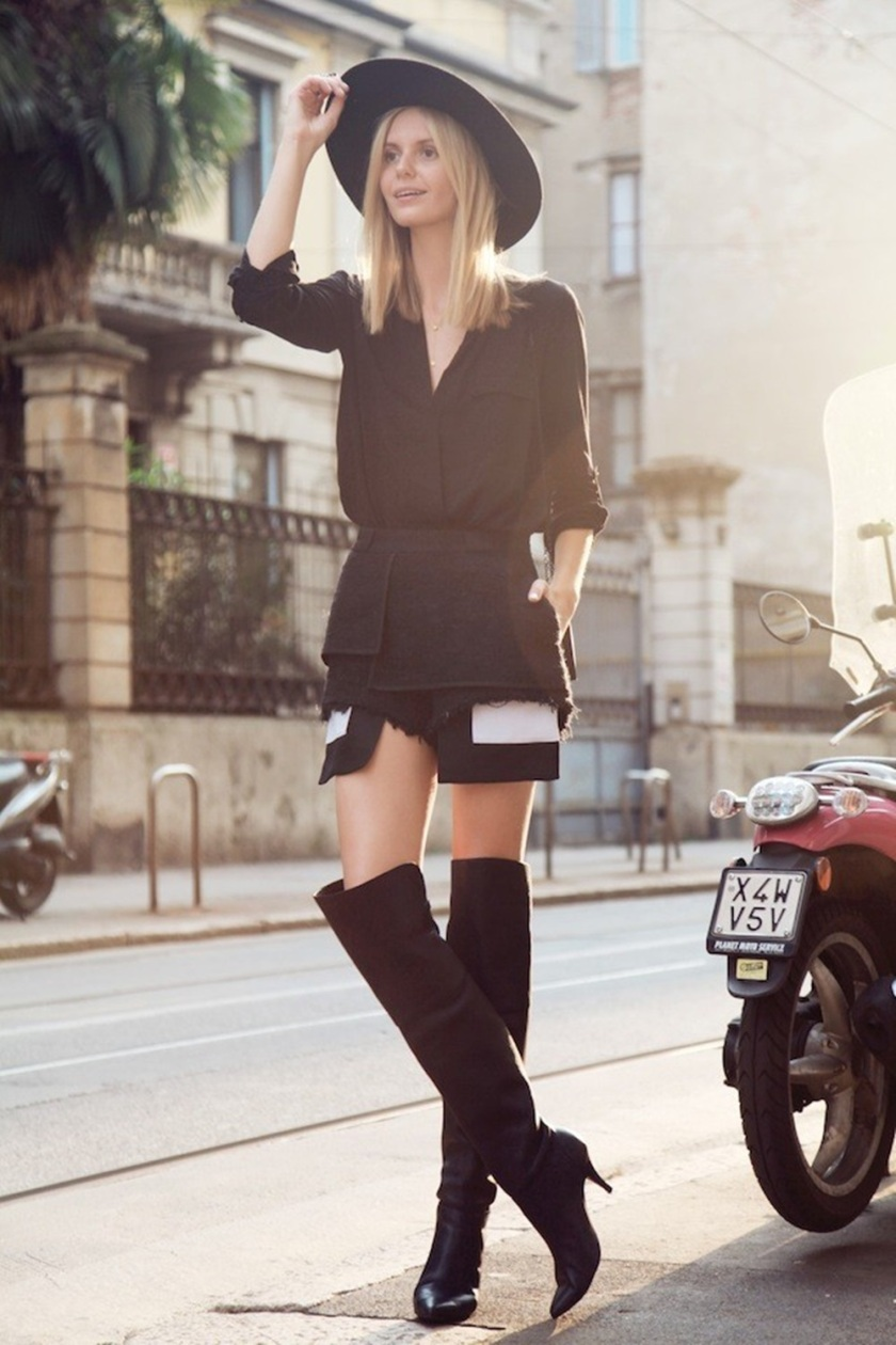 Cuida de ti, Cuida tu imagen, autumn, winter, trends, botas mosqueteras, street style 5