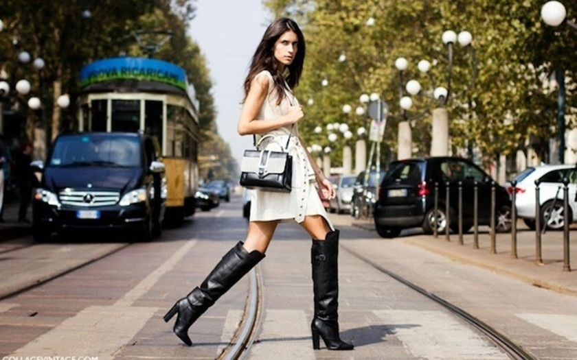 Cuida de ti, Cuida tu imagen, autumn, winter, trends, botas mosqueteras, street style 6
