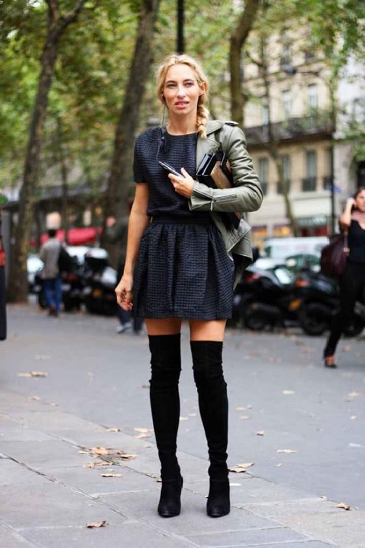 Cuida de ti, Cuida tu imagen, autumn, winter, trends, botas mosqueteras, street style 6J