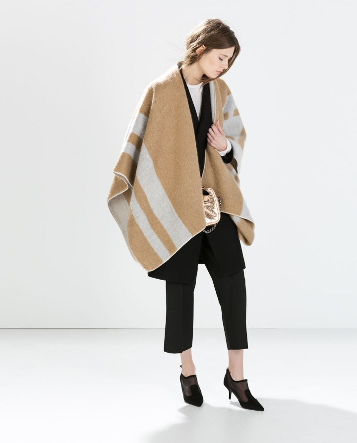 Cuida de ti, cuida tu imagen, Street Style, Capas con estilo, Burberry, 29,95 zara  manta abuela