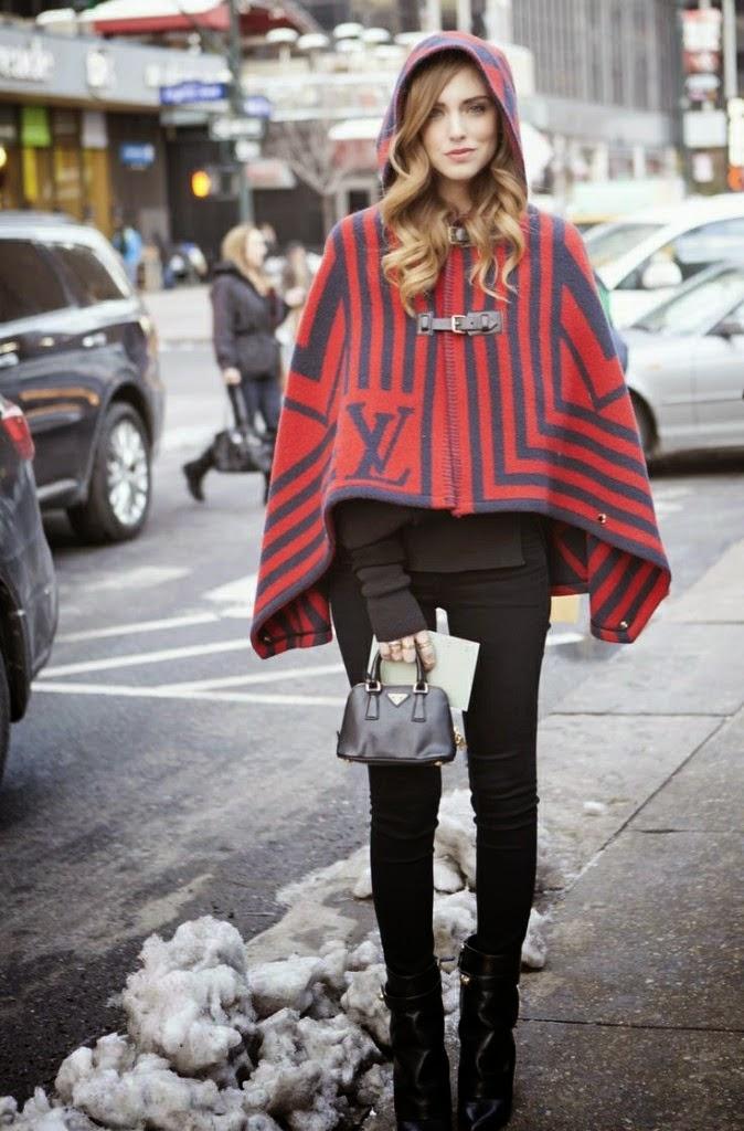 Cuida de ti, cuida tu imagen, Street Style, Capas con estilo, capa Louis Vuitton, autumn trends