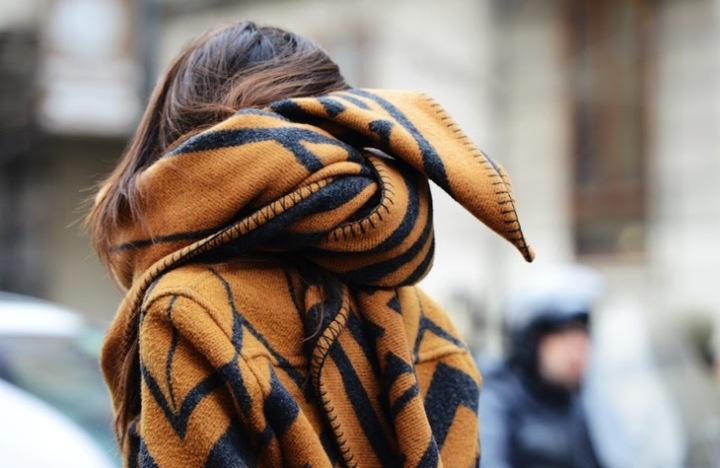 Cuida de ti, cuida tu imagen, Street Style, Capas con estilo, capa-manta, autumn trends, me la pongo como quiero