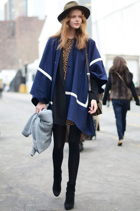 Cuida de ti, cuida tu imagen, Street Style, Capas con estilo, capa navy, autumn trends
