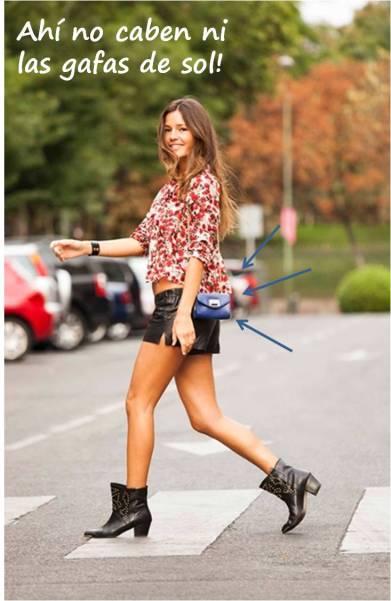Cuida de ti, Cuida tu imagen, tendencias otoño, mini bolsos, maxi vida, stret style, minibolsos, Malena Costa