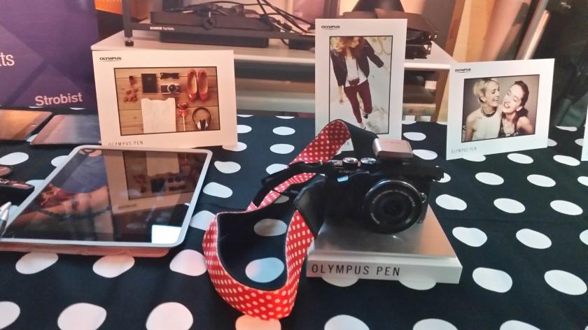 Cuida de ti, Cuida tu imagen, evento Casanovas, My Pen camera, Luis malibran, fotografia, Barcelona 4