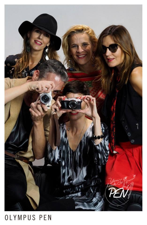 Cuida de ti, Cuida tu imagen, evento Casanovas, My Pen camera, Luis malibran, fotografia, Barcelona