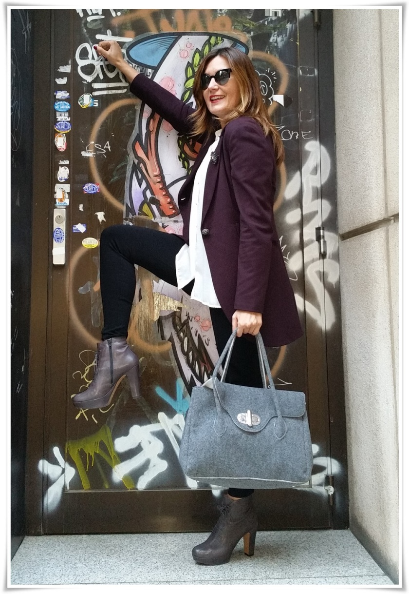 Cuida de ti, cuida tu imagen, Street Style, Outfit of the day, 80 style 3