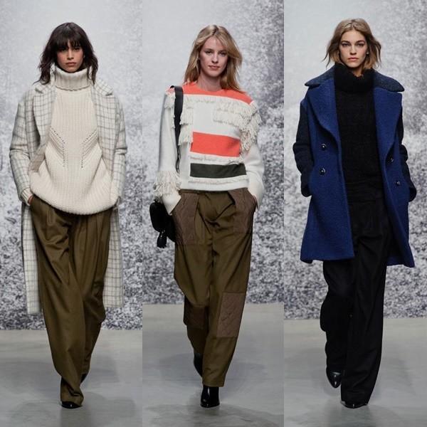 DESFILE PAUL & JOE TOMBOY, Cuida de ti, Cuida tu imagen, autumn trends, oversize, tomboy style, masculine, trends
