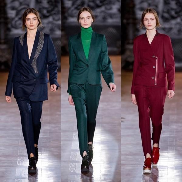 DESFILE STELLA MCCARTNEY TOMBOY 2, Cuida de ti, Cuida tu imagen, autumn trends, oversize, tomboy style, masculine, trends