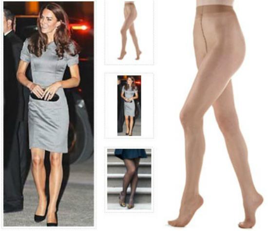 kate-middleton-medias-transparentes, Cuida de ti, Cuida tu imagen, Sin medias y a lo loco, Calcetines en invierno