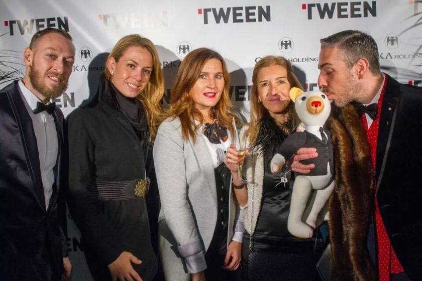 3- Tween Spain, Gentlemen's party, Cuida de ti, cuida tu imagen,  Barcelona Shopping Night, Dorados Años 20, Tween Spain - 2