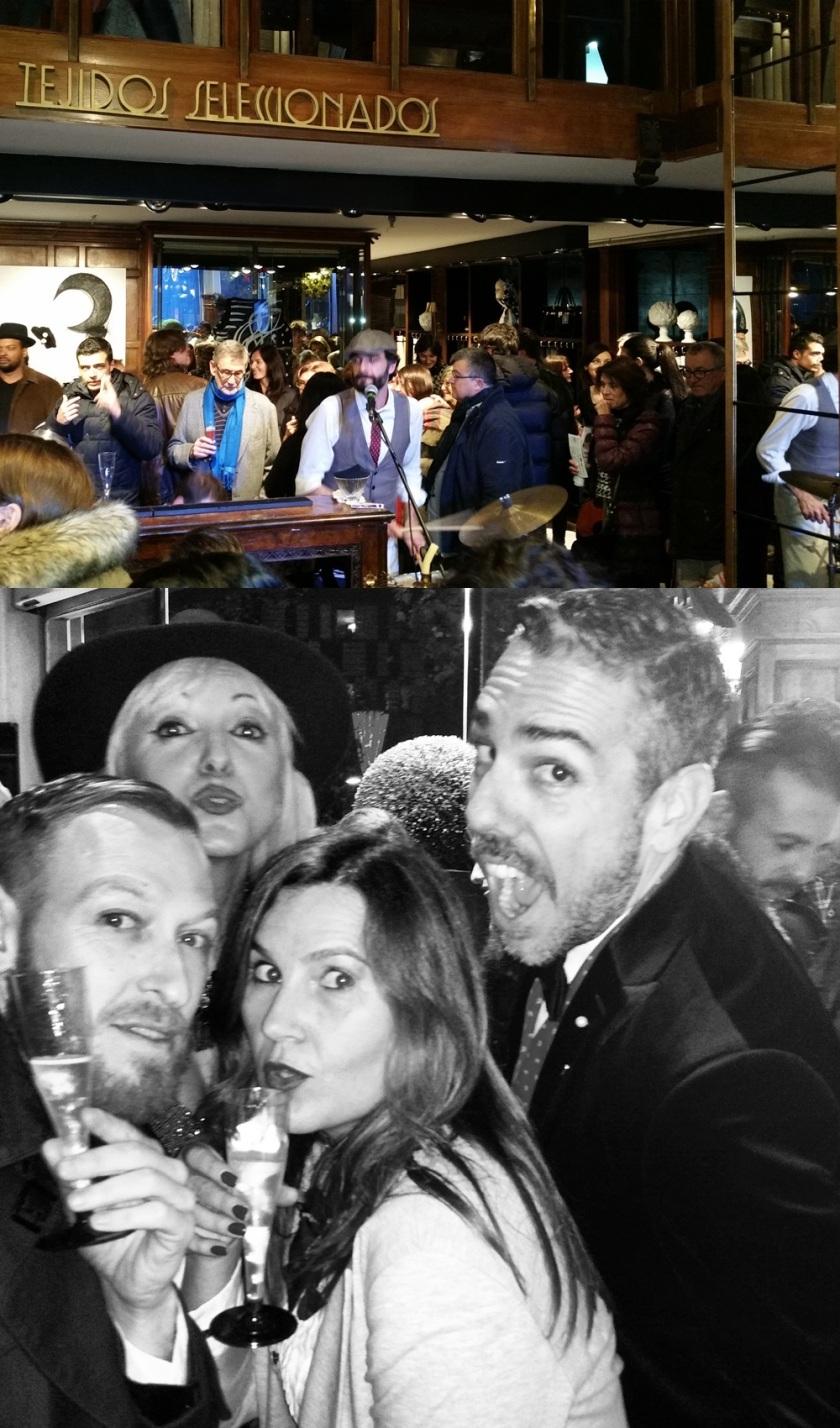 4- Gratacos, Cuida de ti, Cuida tu imagen, Barcelona Shopping Night, Dorados años 20, Gratacos, Barcelona, Swing Party - 1