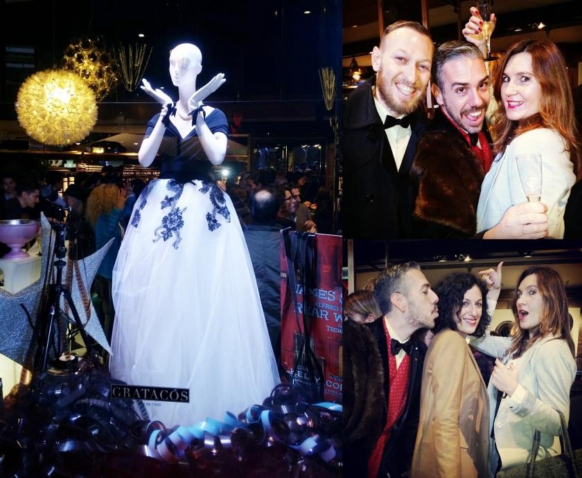 4- Gratacos, Cuida de ti, Cuida tu imagen, Barcelona Shopping Night, Dorados años 20, Gratacos, Barcelona, Swing Party - 2