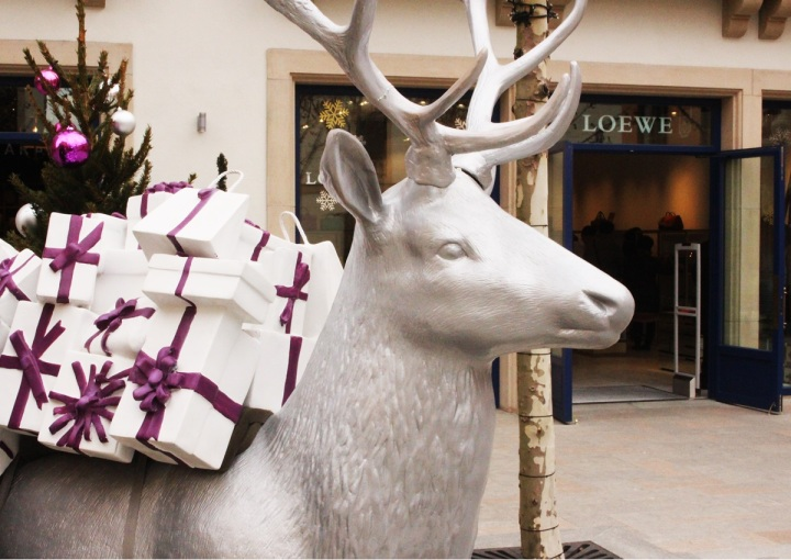 Cuida de ti, Cuida tu imagen, Christmas 2014, la Roca Village, Descuentos y Ofertas en el Village, La magia de ayudar, shoppingtime 15