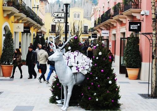 Cuida de ti, Cuida tu imagen, Christmas 2014, la Roca Village, Descuentos y Ofertas en el Village, La magia de ayudar, shoppingtime 17