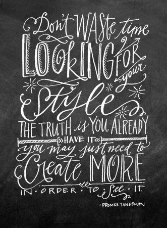 Cuida de ti, Cuida tu imagen, Buscando tu estilo, en busca del estilo style tips 6