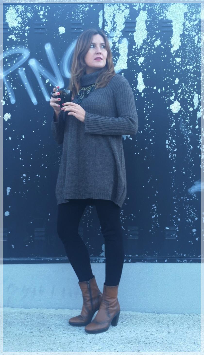 Cuida de ti, Cuida tu imagen, Looks de invierno, Working looks, street style, winter trends 10