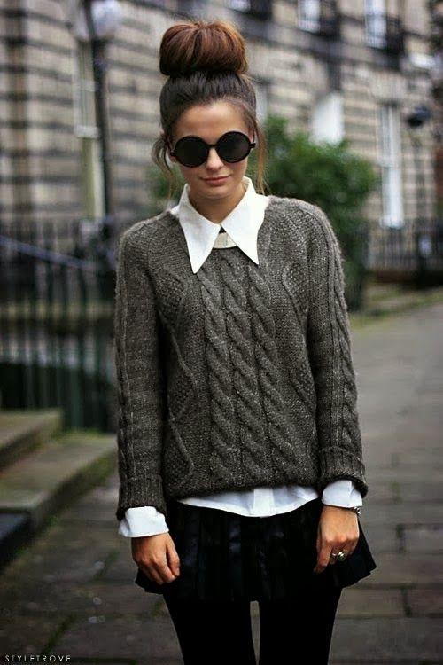 @14, Cuida de ti, cuida tu imagen, fifty-shades-of-grey, cincuenta sombras de grey, grey colour, grey street style