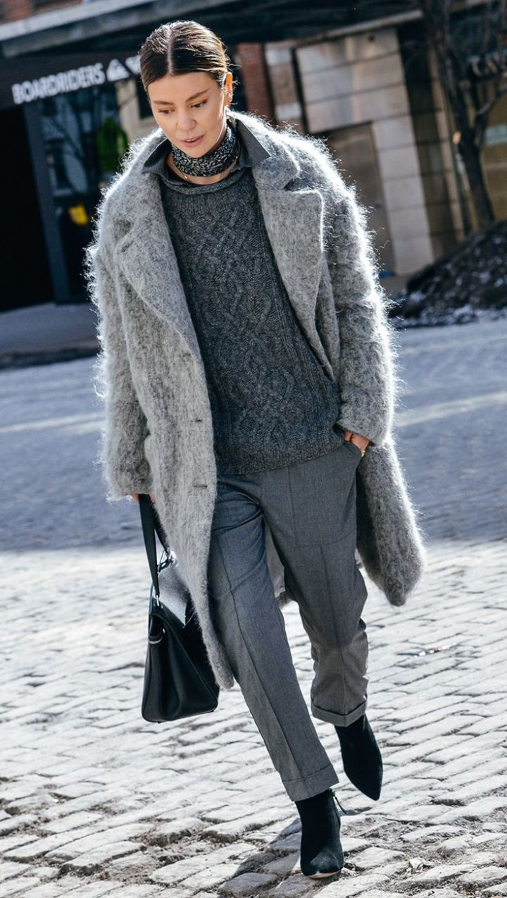 @19, Cuida de ti, cuida tu imagen, fifty-shades-of-grey, cincuenta sombras de grey, grey colour, grey street style